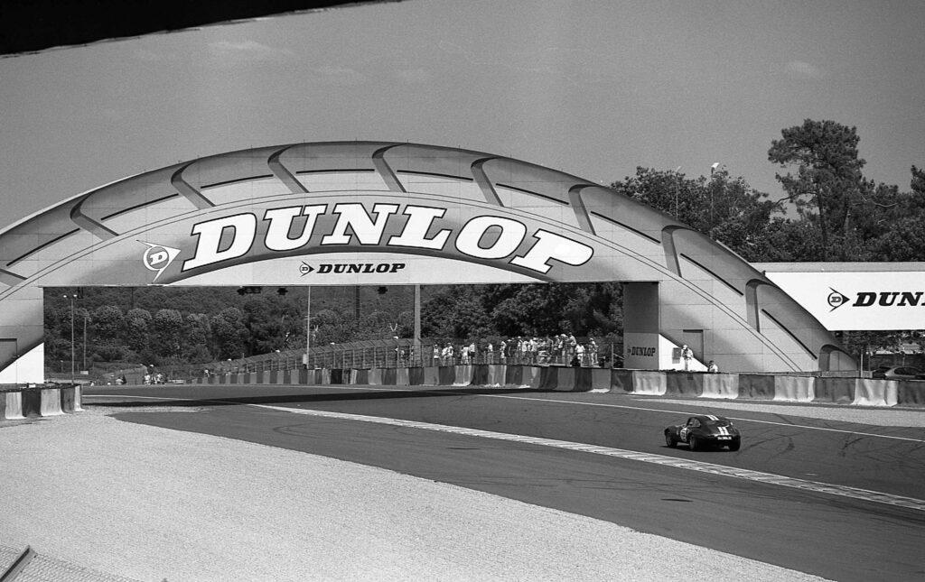 Dunlop, ретро фото