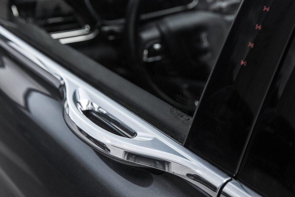 Дверные ручки Lincoln Continental