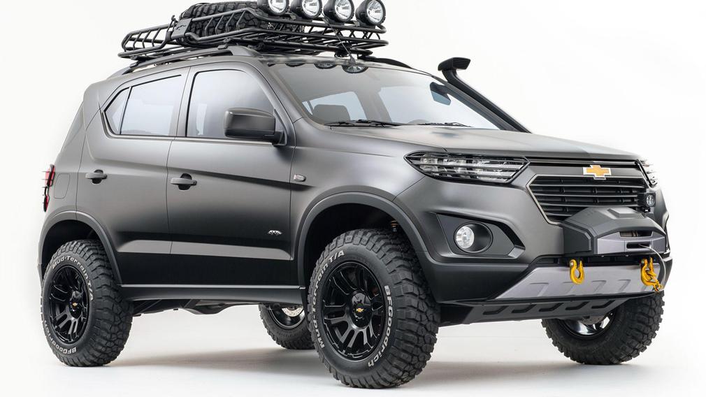 General Motors планировали представить новую Ниву еще в 2016 году, на ней должен был стоять французский движок и индийская коробка передач