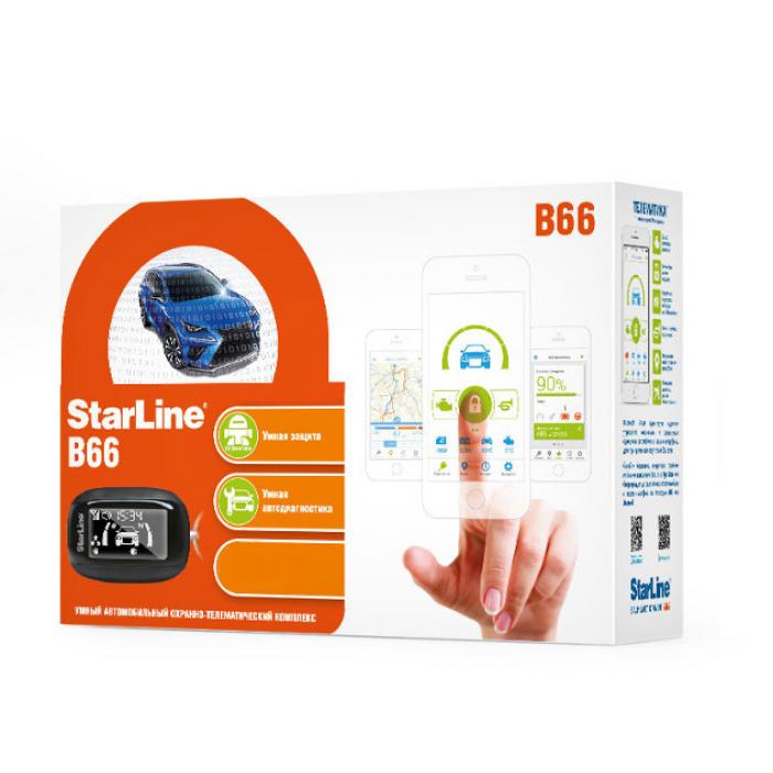 StarLine B66 2CAN+2LIN