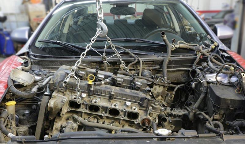 Любой двигатель требует обслуживания