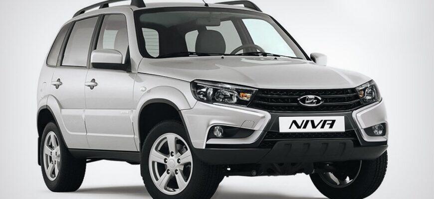 Lada Niva: Старый Новый Автомобиль АвтоВаза