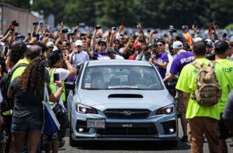 Топ моделей Subaru за всю историю