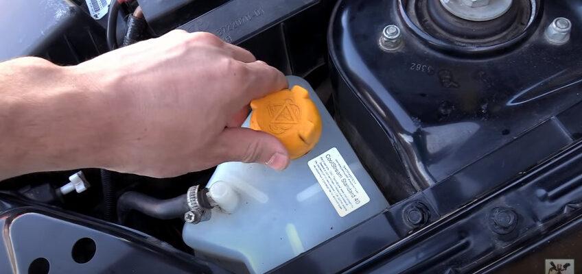 Какой антифриз лучше заливать в авто?