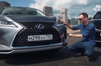 Cadillac или Lexus - американская мечта против японской