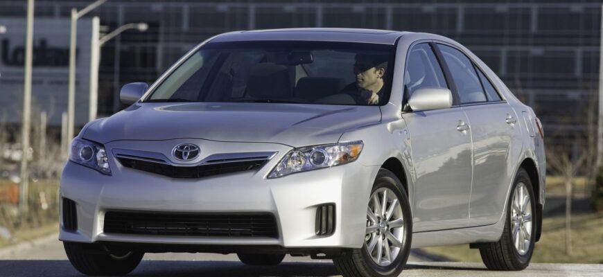 Toyota: модели за которые мы любим этот бренд
