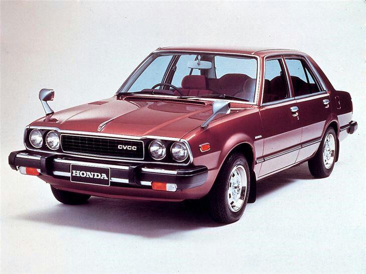 Honda Accord образца 1978 года