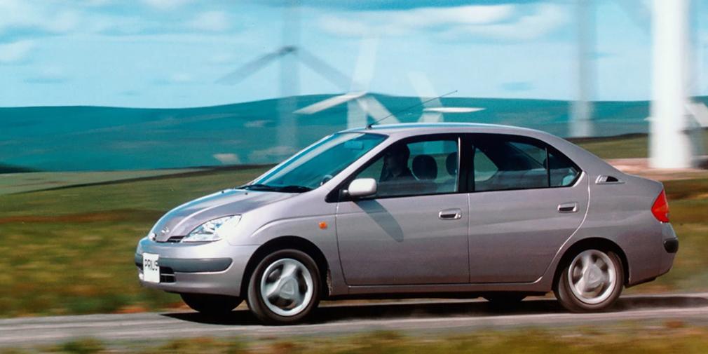 Toyota Prius первого поколения