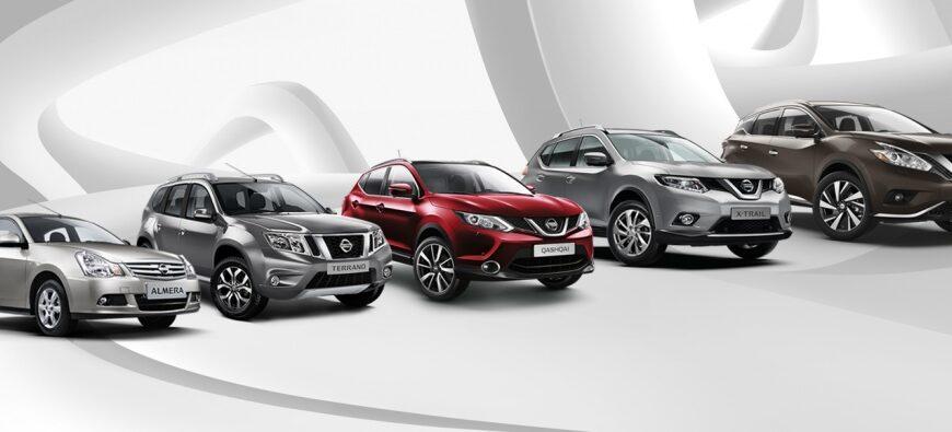 Самые популярные представители бренда Nissan за все время