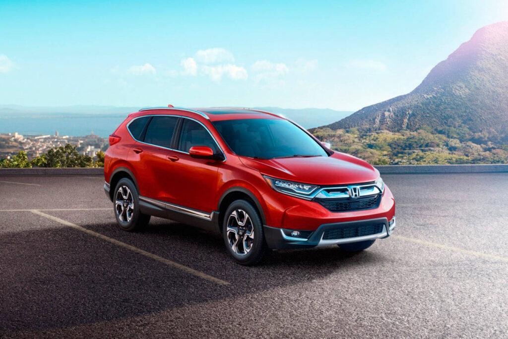 Обзор Honda CR-V: японцы все еще делают вещи?