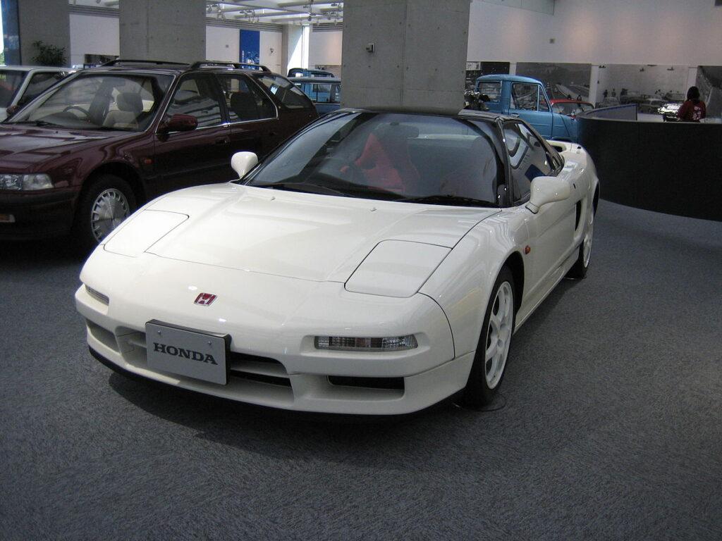 Honda NSX образца 1995 года