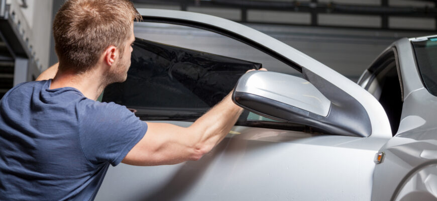 Опрос: нужно ли разрешить тонировку авто?