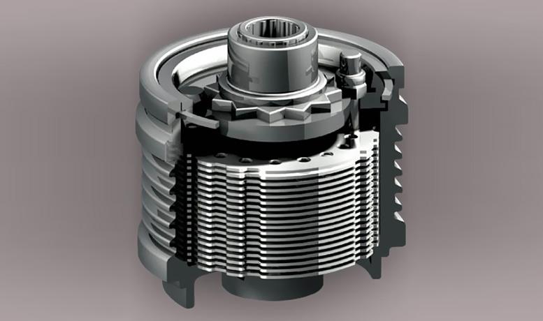 Вязкостная муфта - один из ключевых элементов электронной системы полного привода