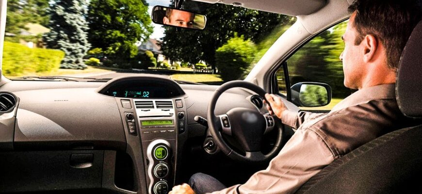 Как может удивить праворульное авто - история из жизни