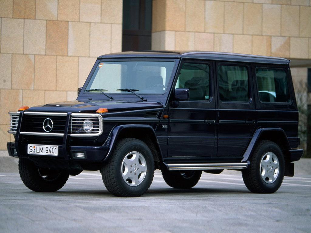 Mercedes-Benz G-Класс II