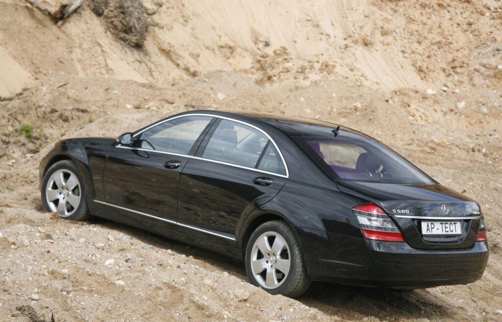 Mercedes-Benz S-Класс, пятое поколение