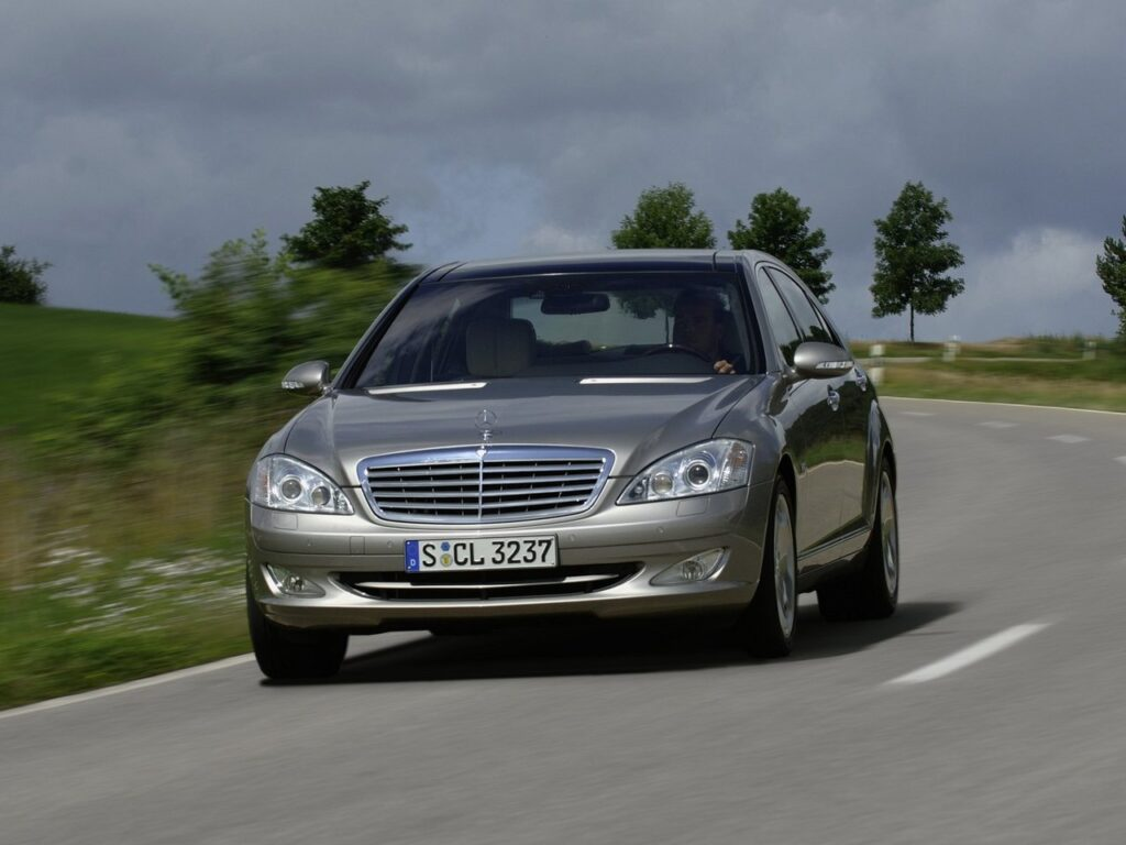 Mercedes-Benz S-Класс V W221