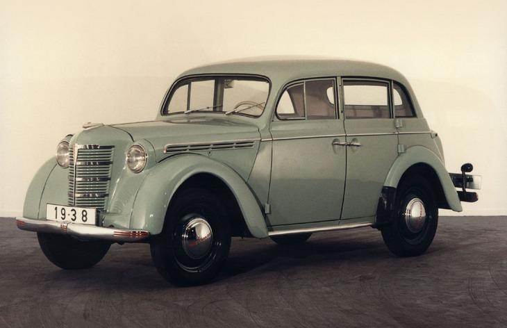 Opel Cadett первого поколения
