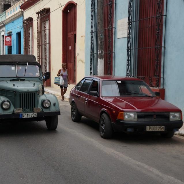 Куба: остров свободы и ретро-автомобилей