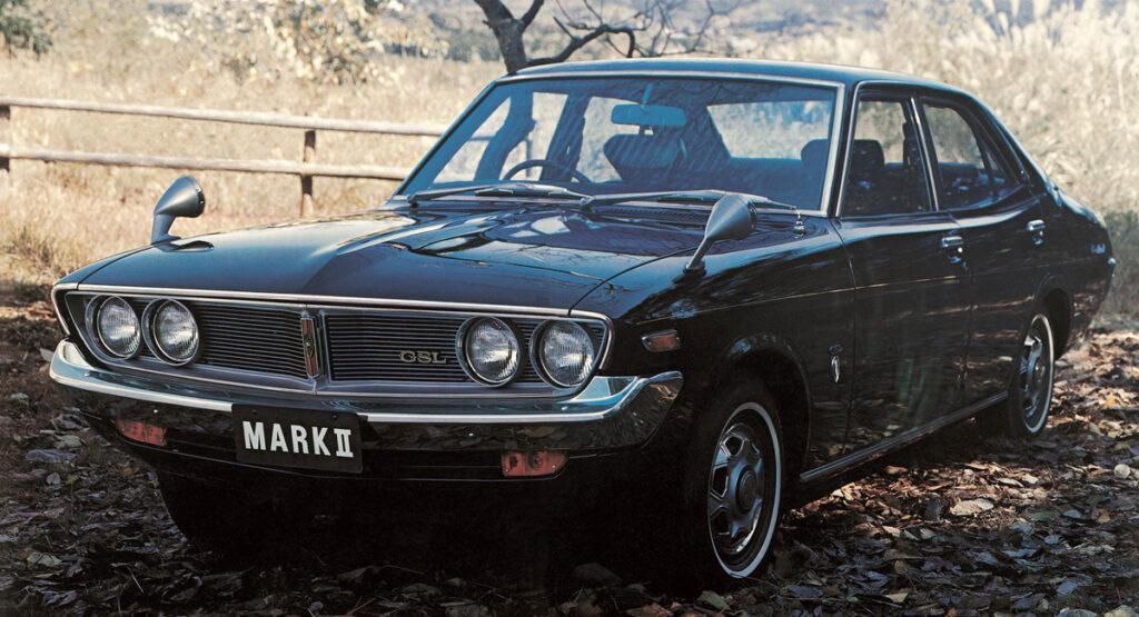 Toyota Mark 2 второго поколения
