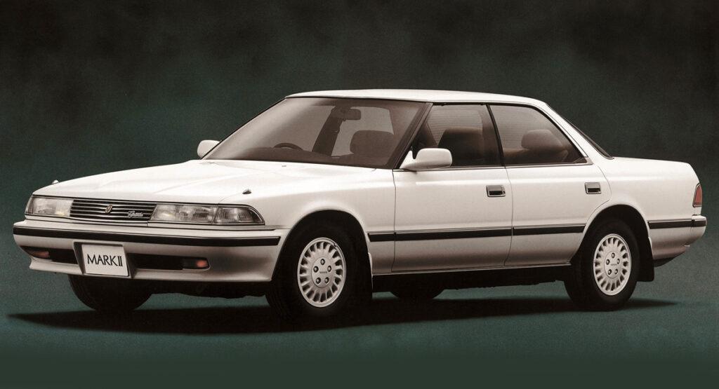 Toyota Mark 2 шестого поколения