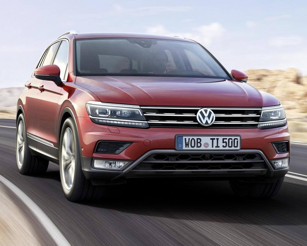 Обзор Volkswagen Tiguan - стоит ли своих денег?