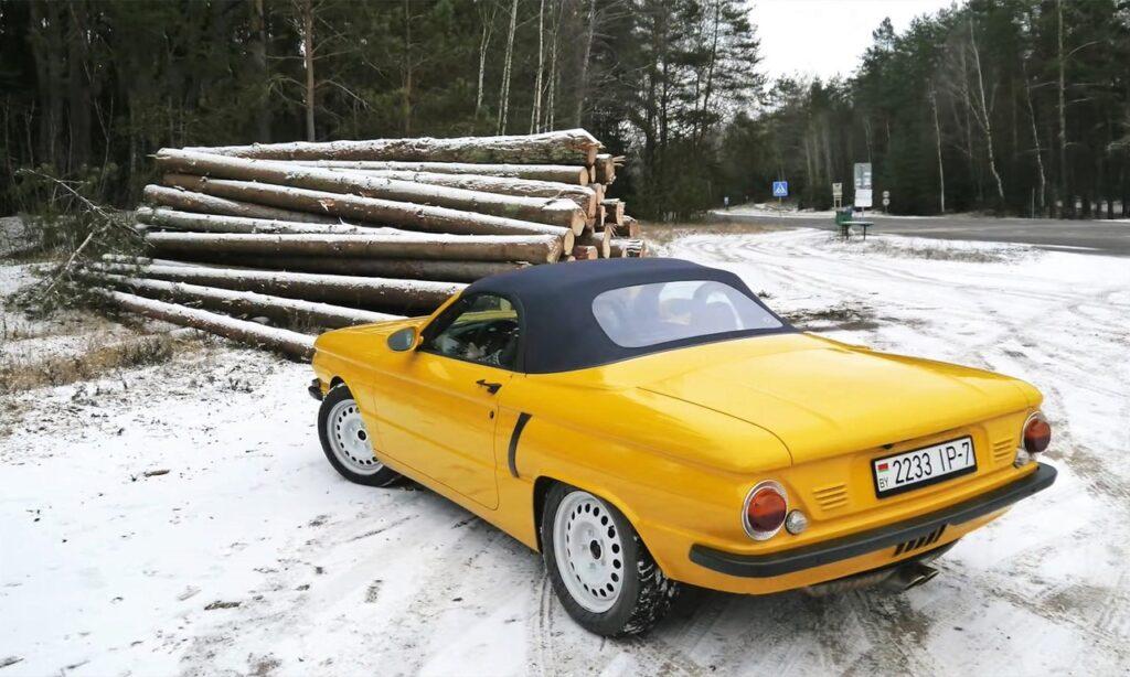 """""""Запорожец"""" превратился в Porsche"""