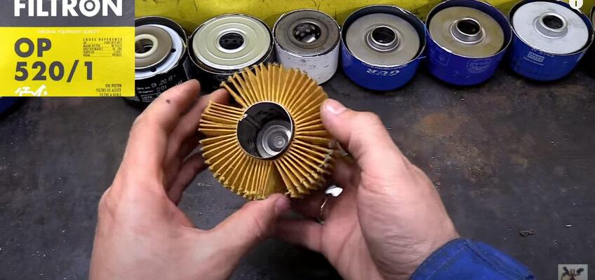 Сравнение масляных фильтров разных производителей, какой лучше?
