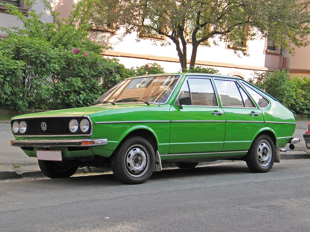 «Первопроходец» VW Passat GLI Combi B1