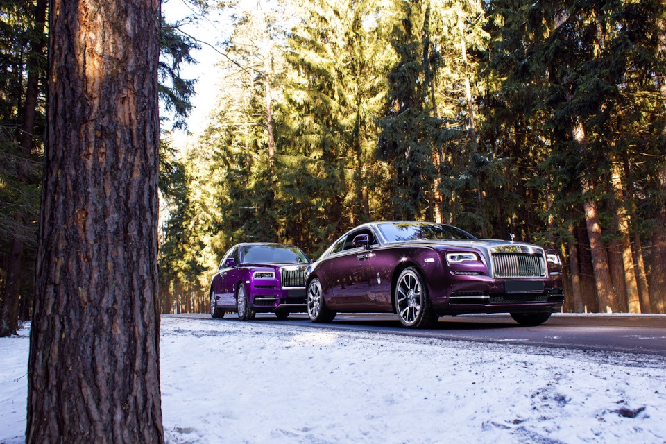 Rolls-Royce не обязательно должен быть брутальным: фотоподборка