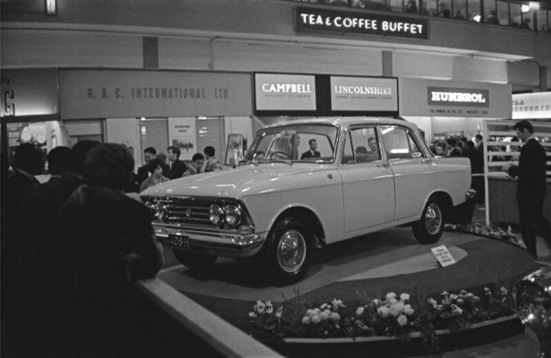Одним из самых популярных советских автомобилей в капиталистических стран стал Москвич-408