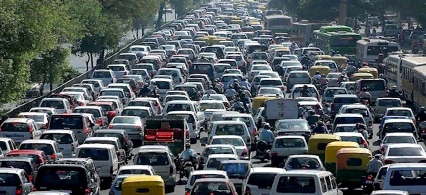 Пробки на дорогах: как решить эту проблему ХХI века?