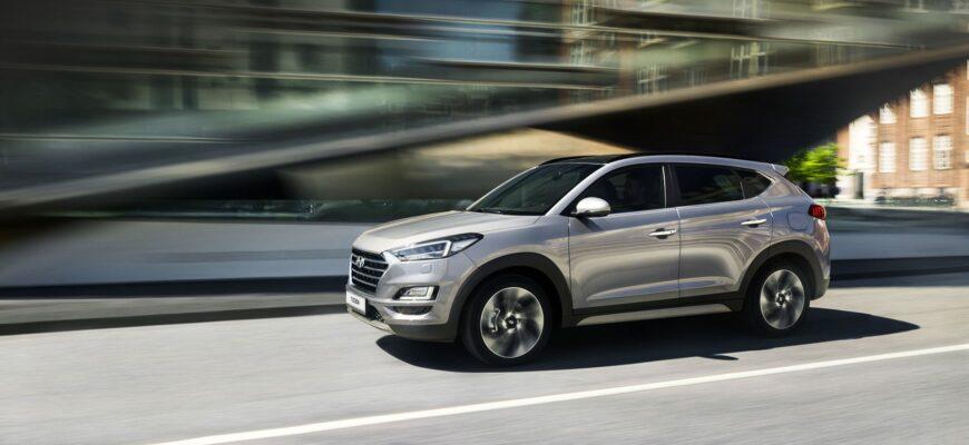 Hyundai Tucson - один из лучших кроссоверов в РФ?