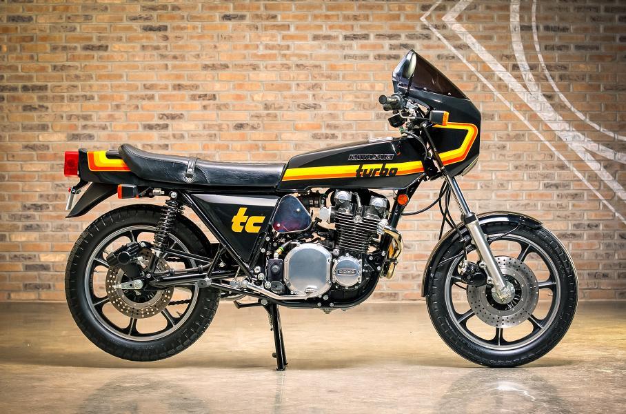 Kawasaki Z1-R TC