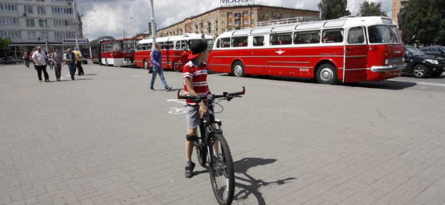 Автобусы из нашего детства: от Икарусов до РАФиков