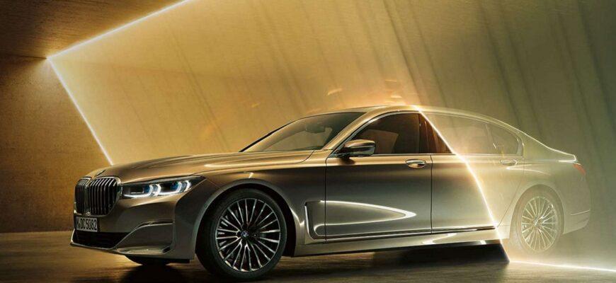 Обзор BMW 7 серии: породистая роскошь и достойный комфорт