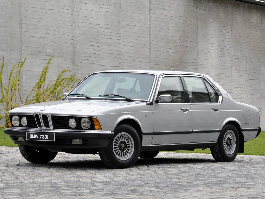 Первое поколение BMW 7