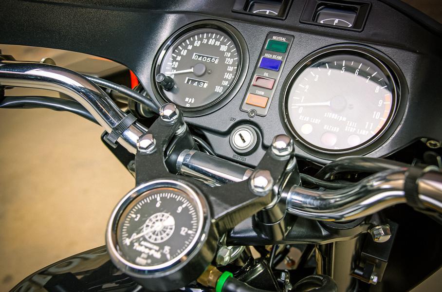 Приборная панель Kawasaki Z1-R TC