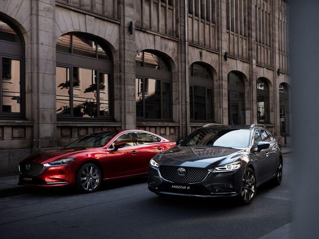 Седан и универсал Mazda 6