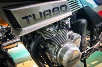 История появления мотоциклов с турбо-двигателями
