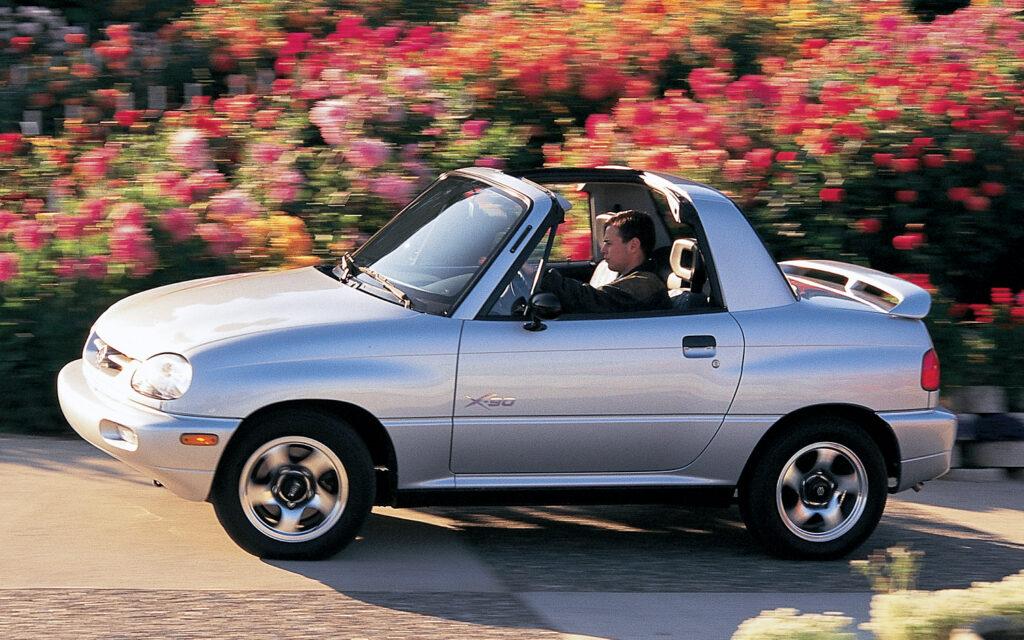 Suzuki X 90