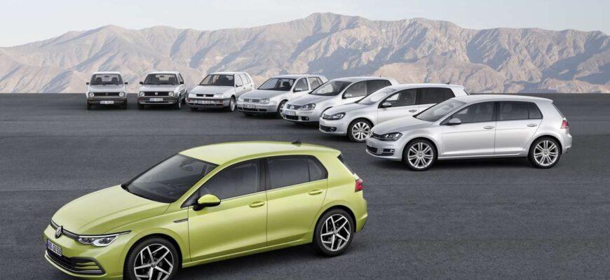 Volkswagen Golf 2020: обзор родоначальника целого класса авто