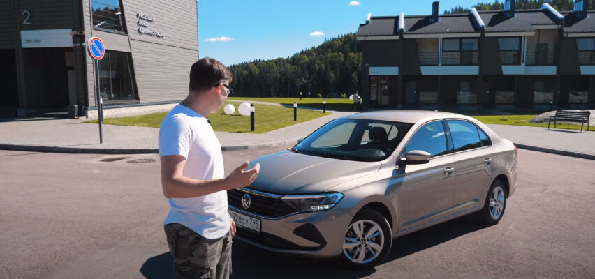 Volkswagen Polo за 1.33 млн рублей - лучший в классе?