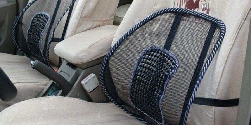 Правильная посадка за рулем и здоровая поясница водителя