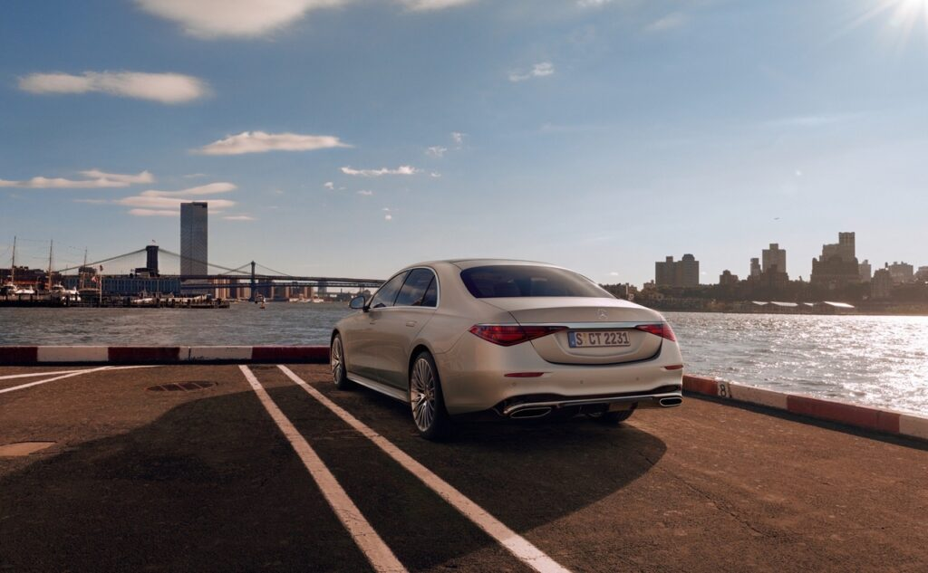 Новый Mercedes-Benz S-class w223 – когда казалось, что лучше некуда