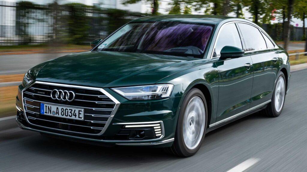 Бренд Audi принадлежит Volkswagen Group