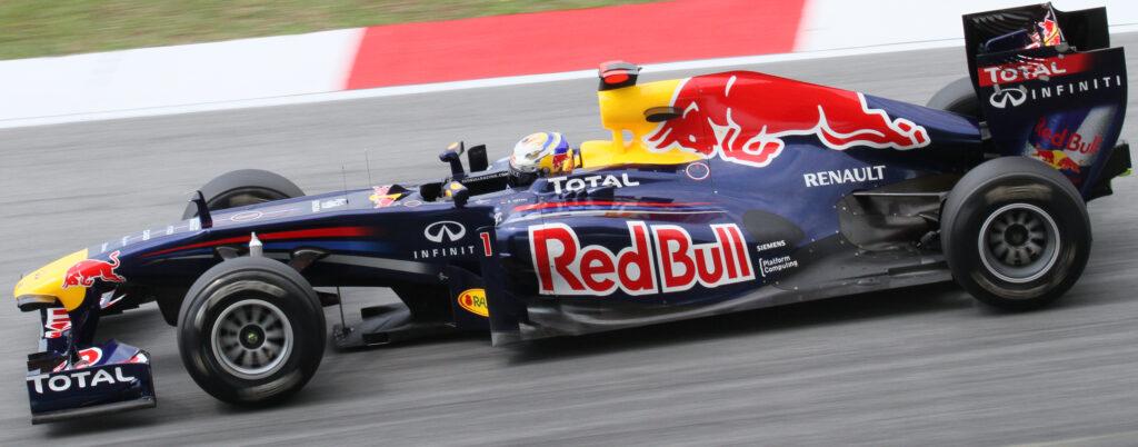 Гоночная команда Red Bull