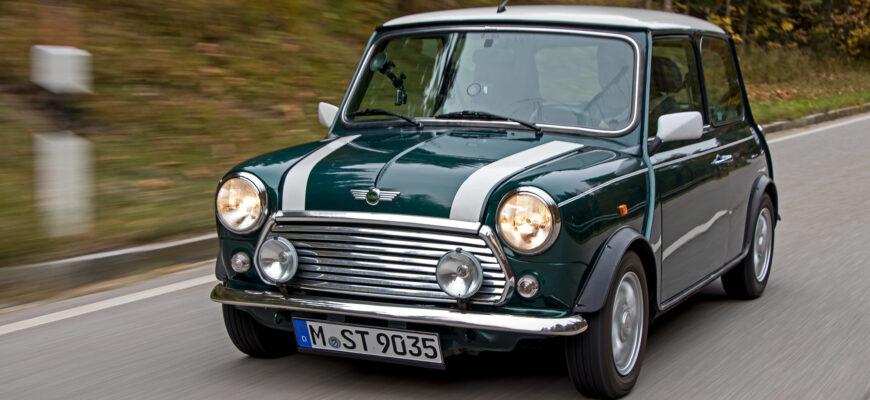 Mini Cooper: большие амбиции в небольшом кузове