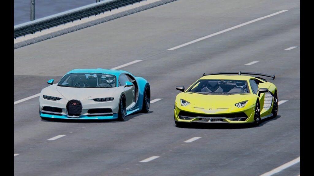 Lamborghini и Bugatti