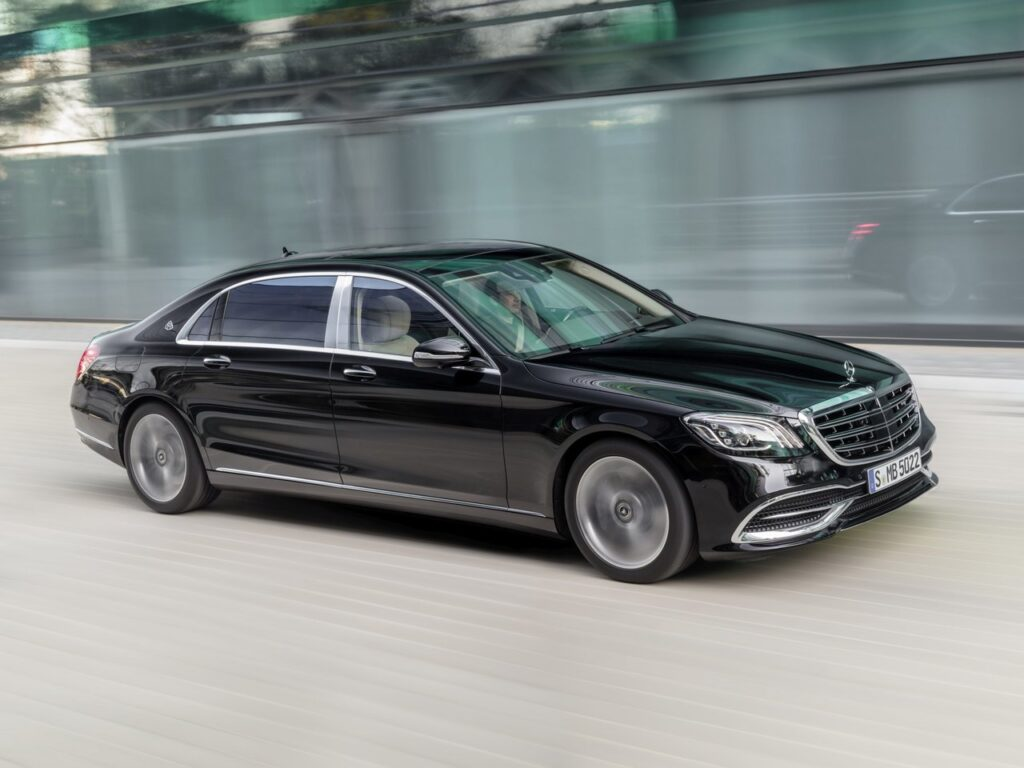 Mercedes-Benz S560 Maybach 4 MATIC